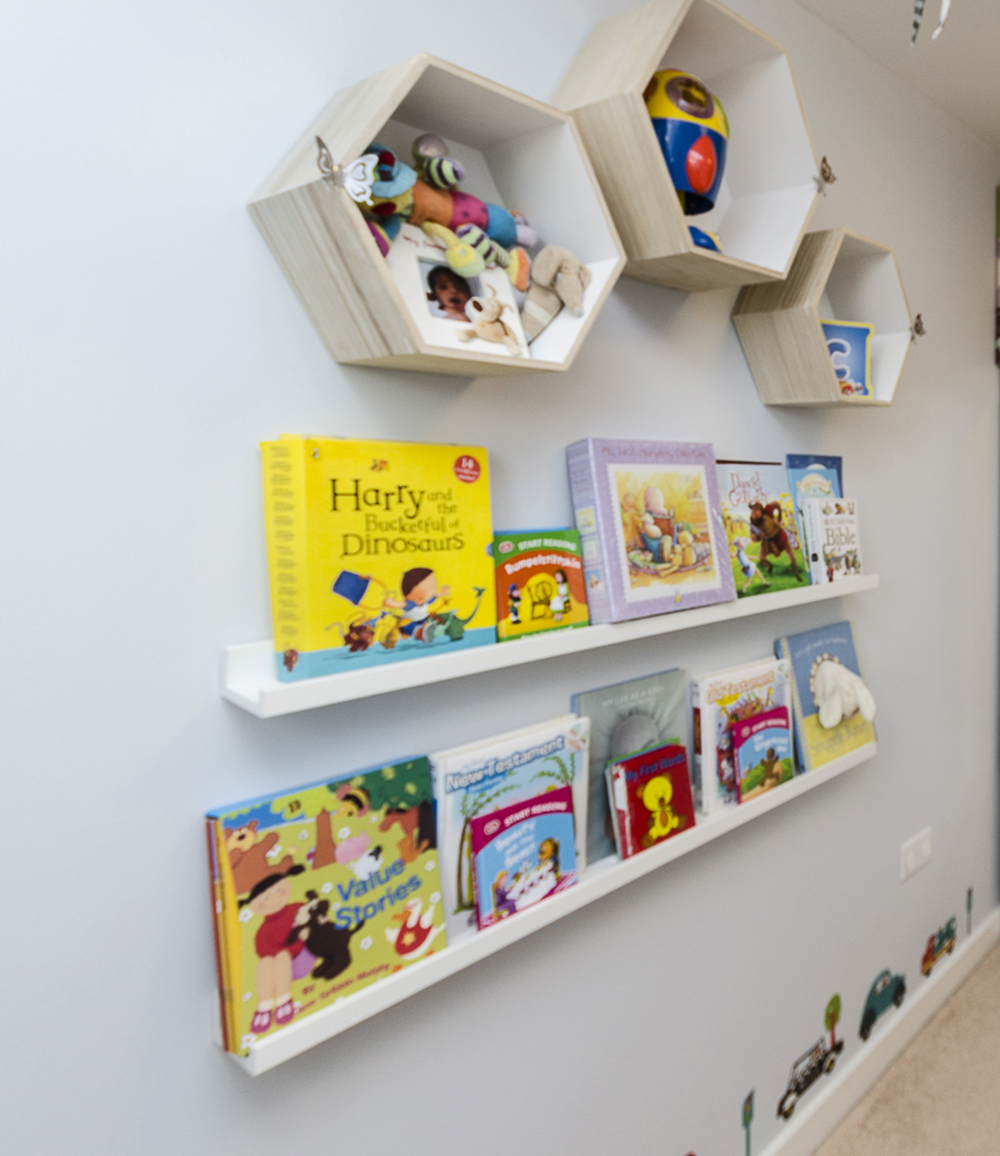 Creative Wall Storage For Children S Rooms