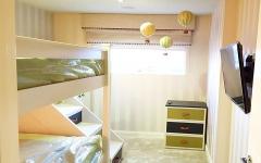 Childrens Interior Designer London_ Kids Interior Designer London_Boys Bedroom_Bespoke Kids bed_ Small double bunk bed
