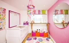 Colourful London Nursery_MK Kids Interiors