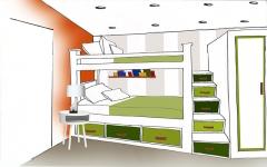 Hanis bed2
