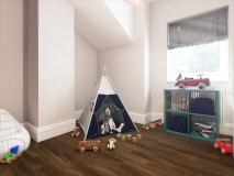 boys-bedroom-design_superhero-themed-bedroom_-boys-bedroom-ideas_MK-Kids-Interiors_teepee-and-Ikea-Kallax