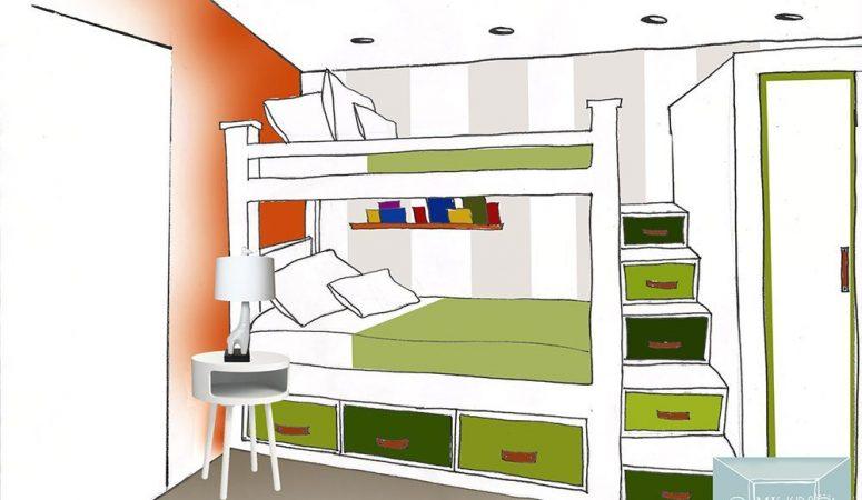 Children's Interiors: Hani's Bedroom