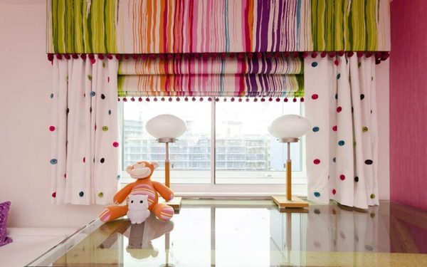 kids curtains-kids blinds