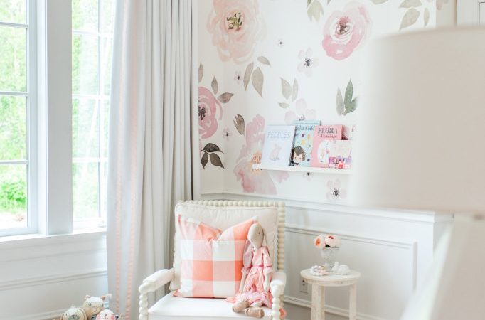 How to style a window in a child's room