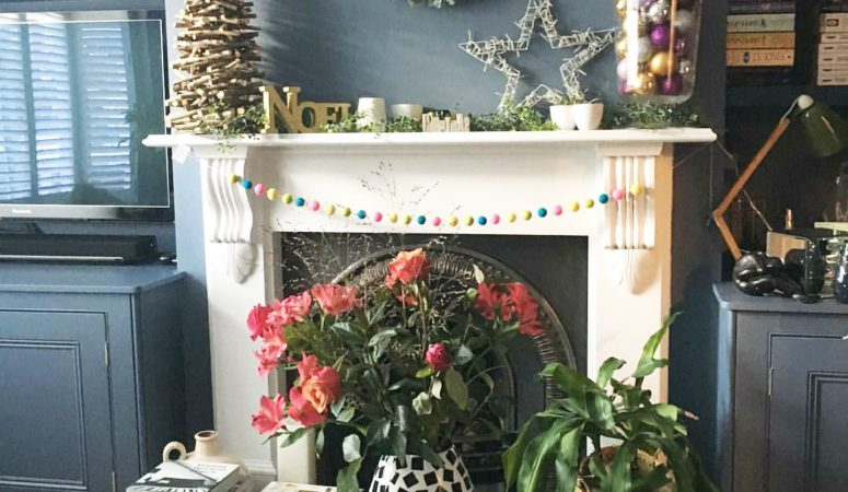How to use felt ball garlands to decorate your space