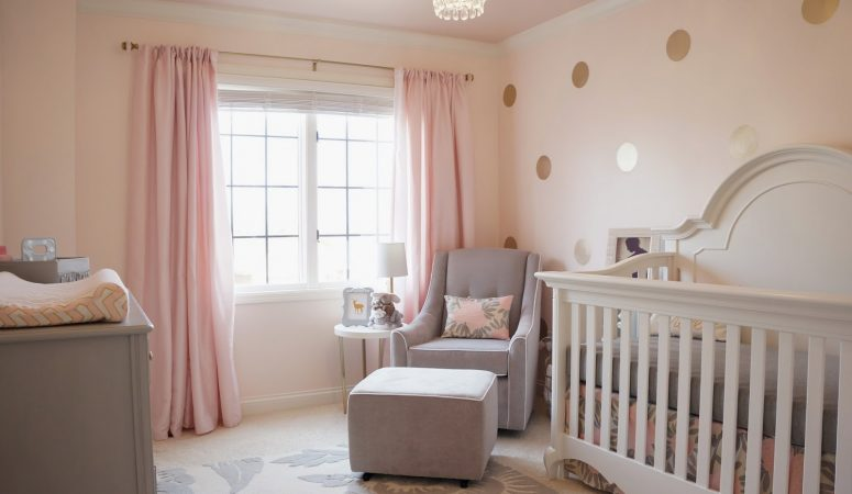 How to design your baby's nursery – Themes