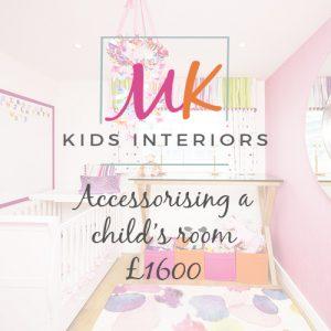 Accessorising Childrens Room Service