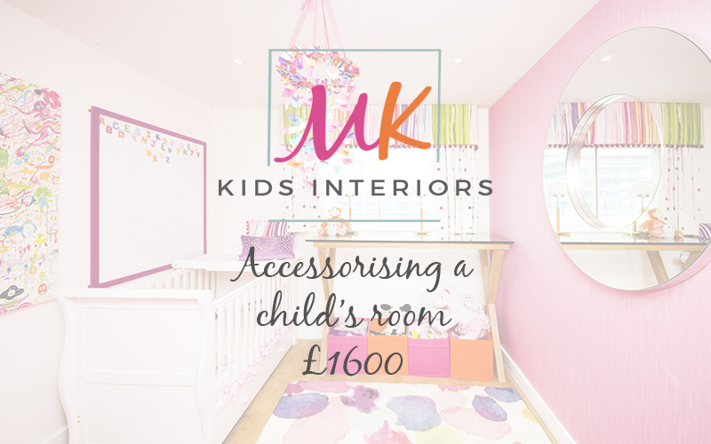 Childrens Interior Design Service Accessorising