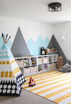 How to design a Playroom