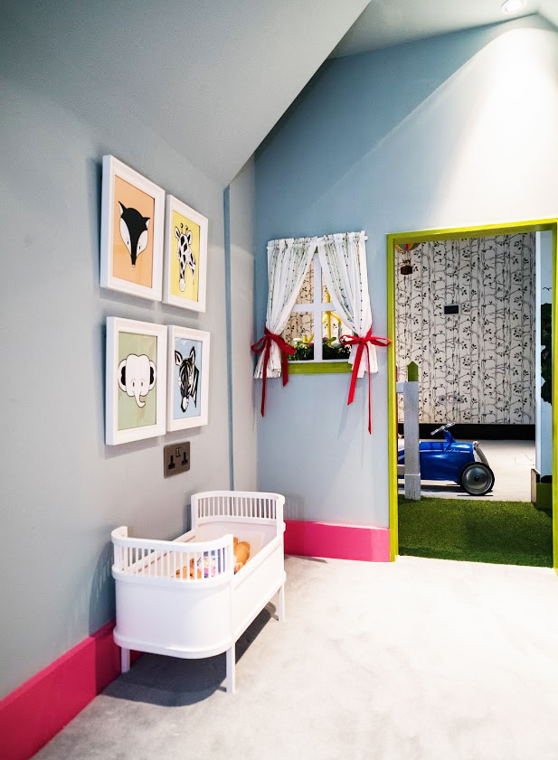 playhouse curtains