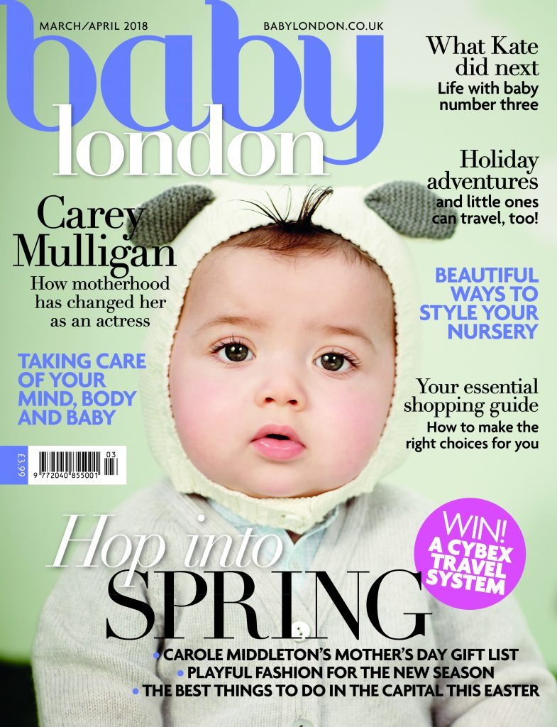 Baby London March-April 2018 Cover