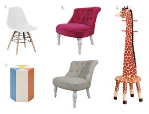 Children's seating with Wayfair