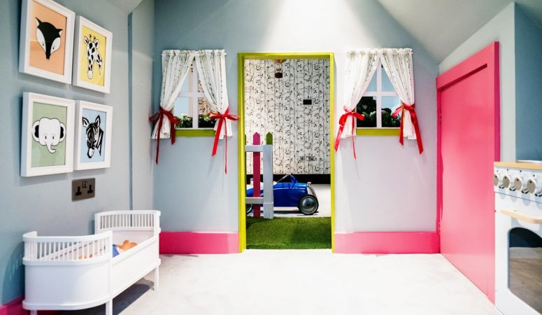 How to plan and design the perfect playroom