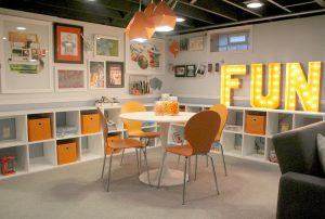 playroom lighting ideas
