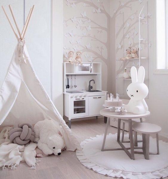 teepee - playroom must have