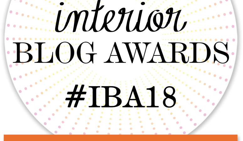 2018 Amara Interior Blog Awards