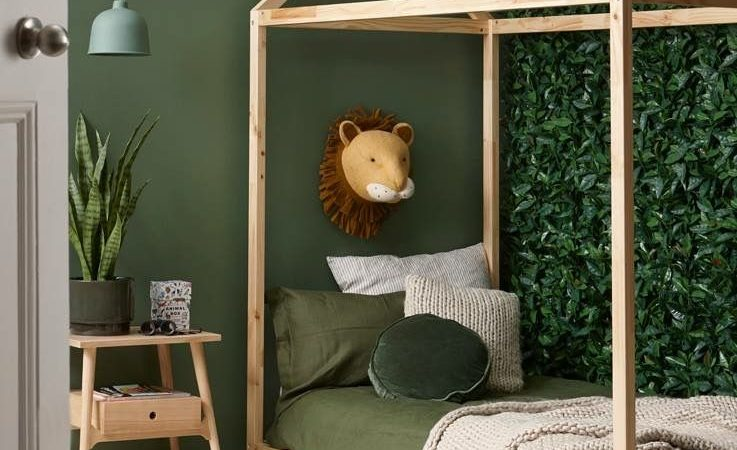 comfortable childrens bedroom