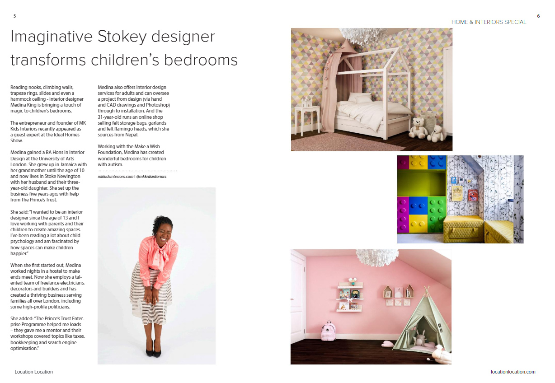 Stoke Newington Interior Designer