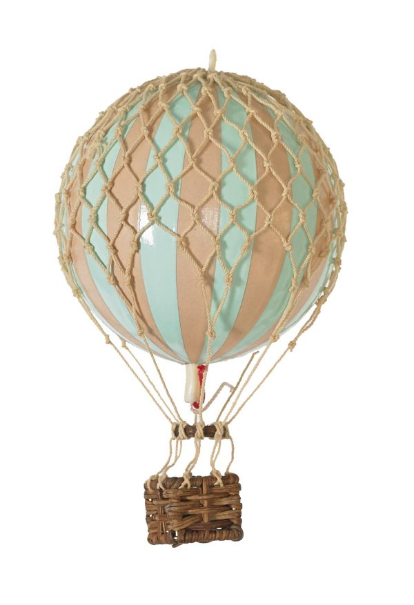 Authentic Model Hot Air Balloon in Mint