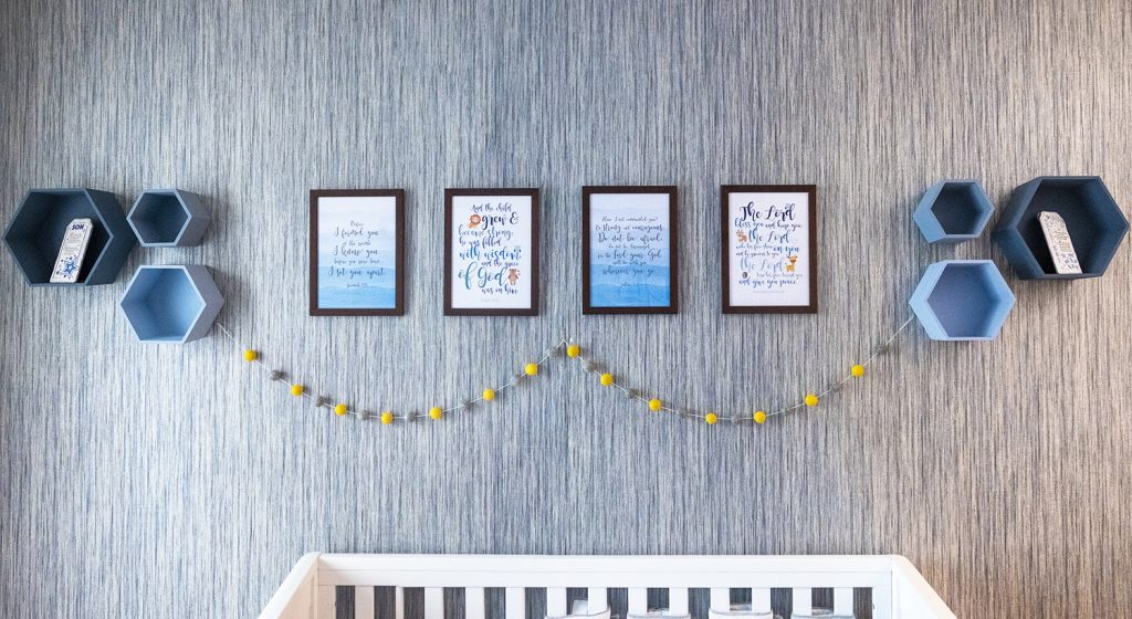 Boys bedroom ideas - baby boys nursery ideas - kids interiors