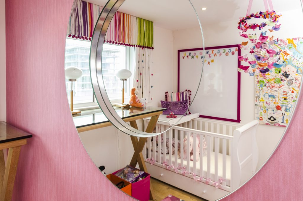 Colourful Girls Nursery
