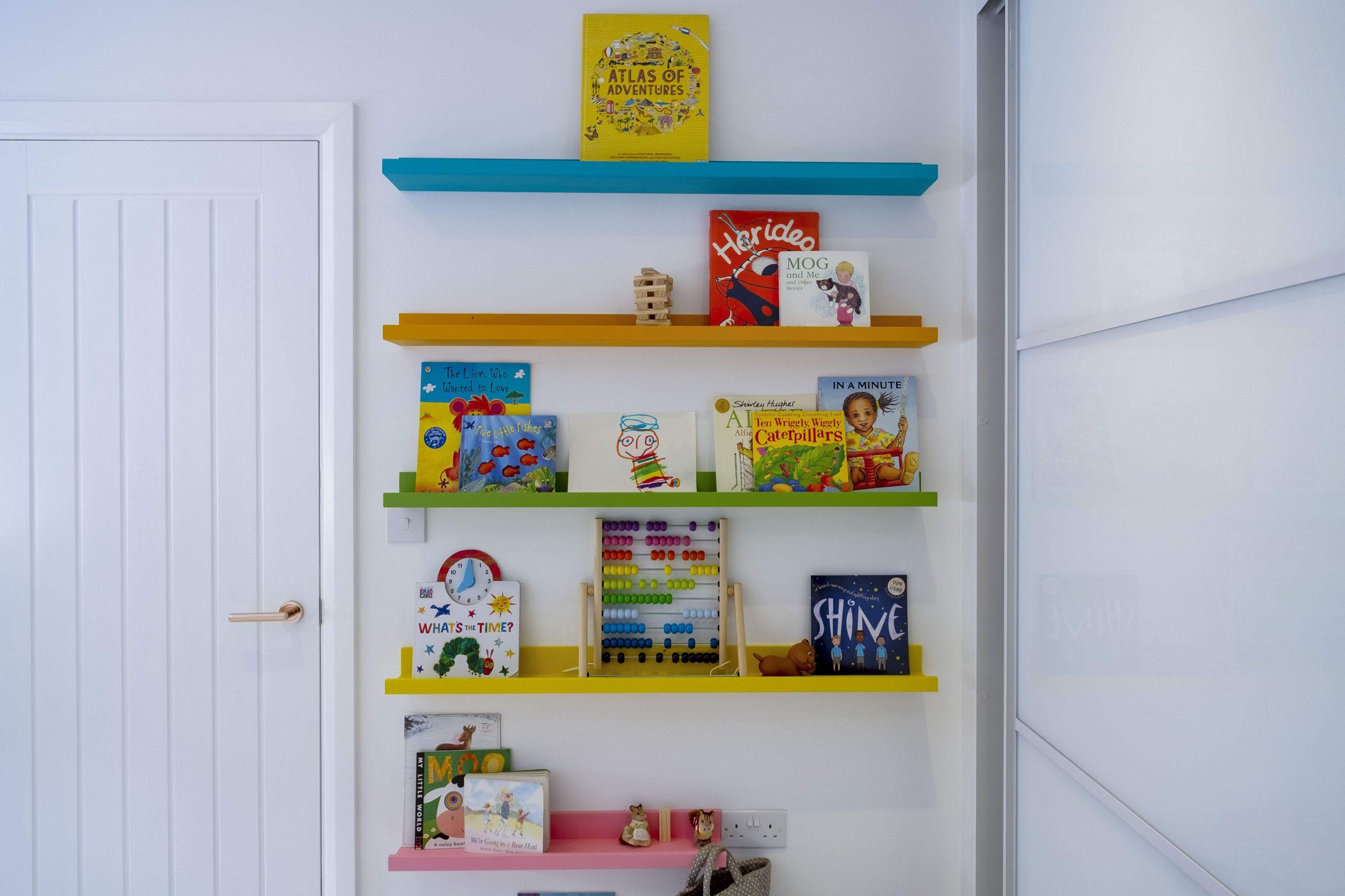 De-cluttering Kids Bedrooms