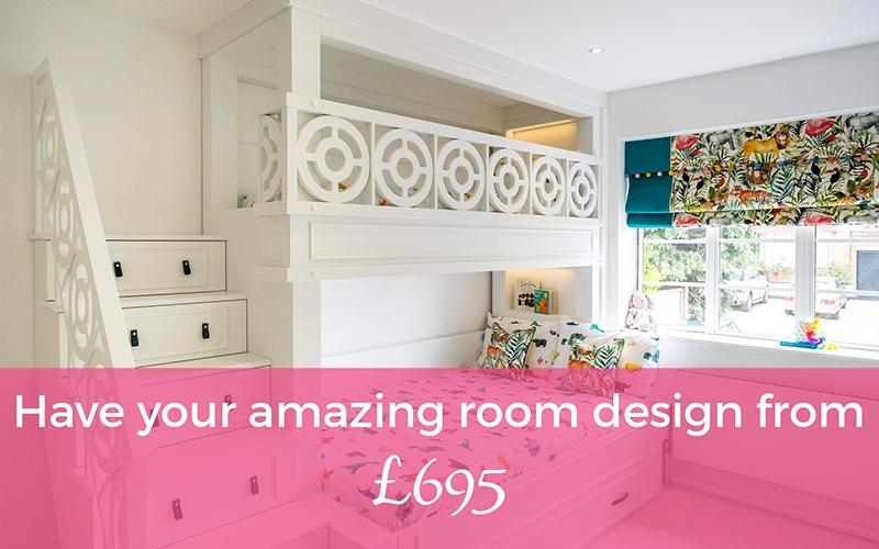 Room designs start from 695 - Interior Design service