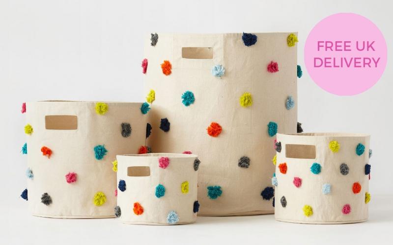 FREE UK DELIVERY ON Pehr design storage basket