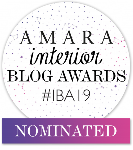 MK Kids Interiors Nominated for the Amara Blog Awards