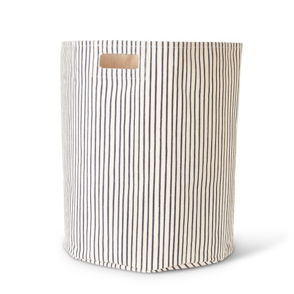 Pehr Design-Stripes Away-Ink Storage Hamper-MK Kids Interiors