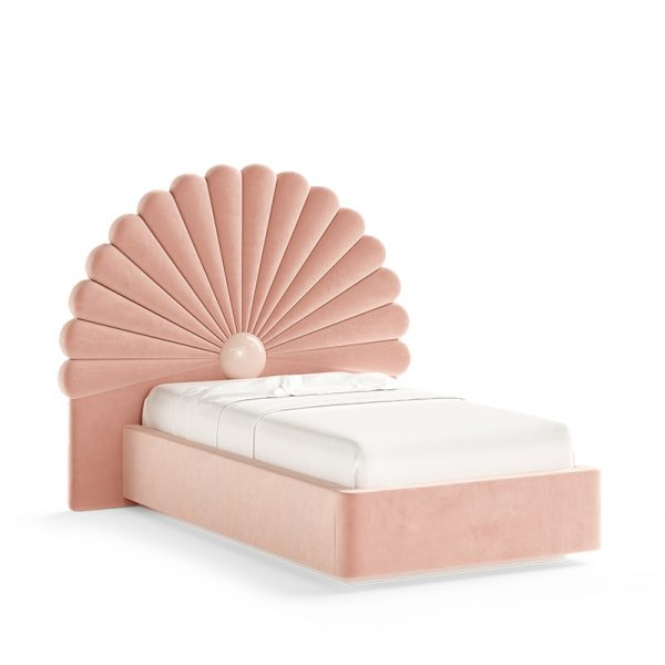 seashell bed