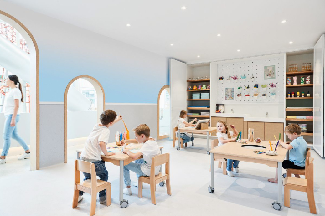Things to consider when designing a Day Nursery