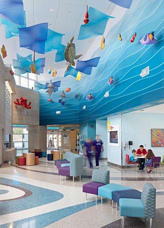 childrens centre design