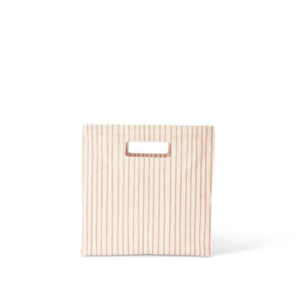 Pehr Stripes Away Cube - Pink-MK Kids Interiors
