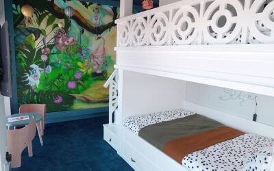 The Lion King Themed Bedroom